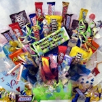 Best Mom Ever Mother's Day Candy Bouquet