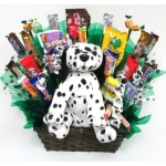 Puppy Lovable Candy Bouquet