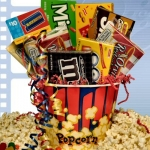 Rave Review Movie Gift Basket