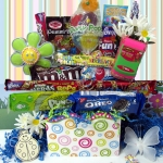 Cheerful Daisies Kids Candy Busy Box for Girls