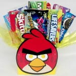 Angry Birds Candy Basket