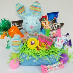 The Busy Bunny Kids Easter Gift Basket imagerjs