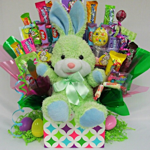 Some Bunny Loves You Easter Candy Gift Box imagerjs