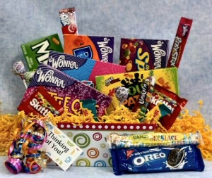 Tasty Treats Candy Gift Tray imagerjs