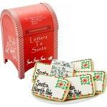 Letters to Santa Cookie Mailbox