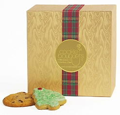 Holiday Moire Cookie Boxes image