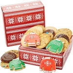 Holiday Sweater Cookie Box