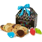 Holiday Lights Cookie Tote
