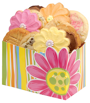 Daisy Gourmet Cookie Box imagerjs