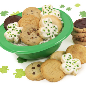 St. Patrick's Day Cookie Hat imagerjs
