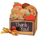 Thank You Teacher Cookie Gift Box
