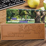 We Stand Strong Chocolate Bars (Case of 50)