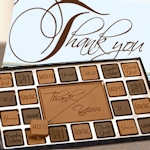 Thank You Chocolate Assortment (Case of 5)