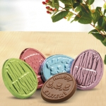 Mini Foil-Wrapped Chocolate Easter Eggs (Case of 250)