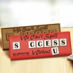 We Can't Spell Success Without U Bars (Case of 50)