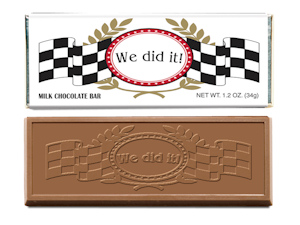 We Did It Chocolate Bar (Case of 50) imagerjs