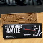 You've Gone The Extra Mile Candy Bar (Case of 50)
