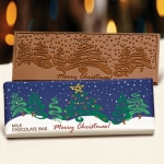 Merry Christmas Candy Bar (Case of 50)