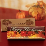 Happy Thanksgiving Candy Bar (Case of 50)