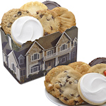 House Cookie Gift Box