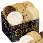 Congrats! Gourmet Cookie Gift Box
