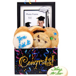 Graduation Congratulations Cookie Box