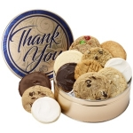 Classic Thank You Cookie Tin