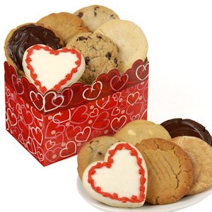All About Hearts Cookie Gift Box imagerjs