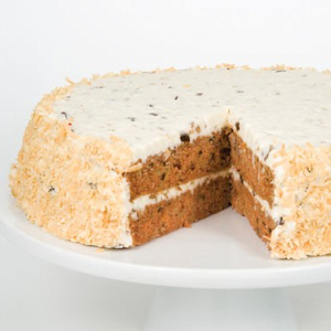 Carrot Spice Layer Cake imagerjs