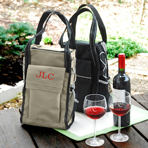Personalized Insulated Wine Cooler imagerjs