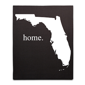 Home State Gallery Wrapped Canvas imagerjs