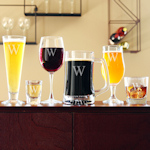 Personalized Party Glassware Set (6 Pieces)