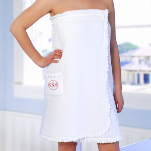 Personalized Spa Wrap imagerjs