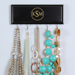 Personalized Necklace Holder