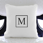 Personalized Throw Pillow (2 Style Options)