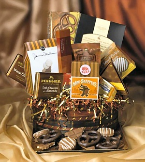 Chocolate Decadence Gift Basket imagerjs