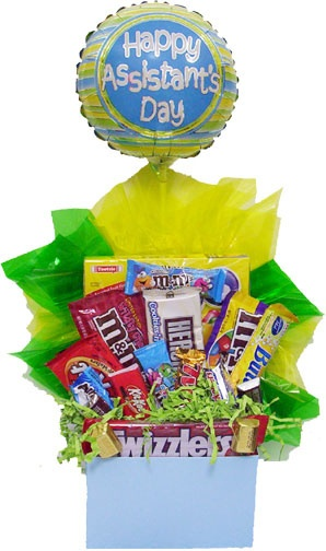 Assistant's Day Candy Gift Box image