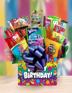 Birthday Fun Candy Bouquet imagerjs