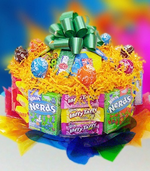 Nerds and More Candy Cake imagerjs