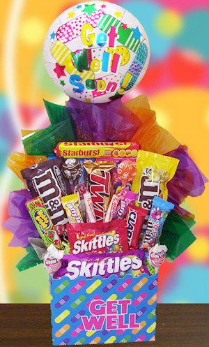 Get Well Wishes Candy Basket imagerjs