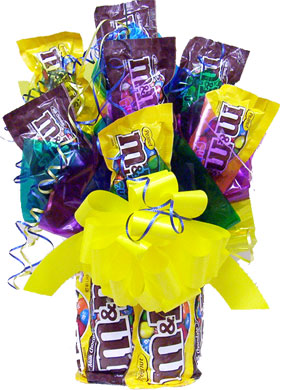 M&M Lovers Edible Candy Base image