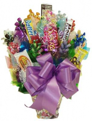 Candy In Bloom Bouquet image