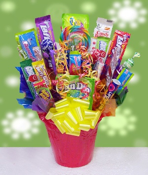 Colorful All Occasion Candy Bouquet imagerjs