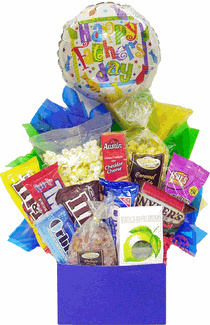 Father's Day Snack Basket image
