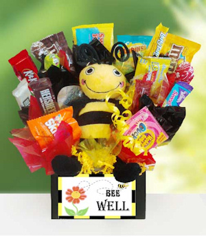 Bee Well Candy Bouquet imagerjs