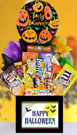 Happy Halloween Candy Gift Box image