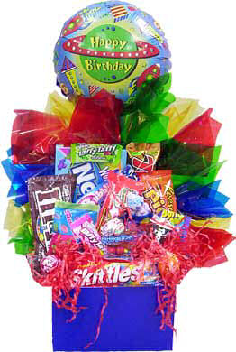 Out of this World Birthday Candy Gift image