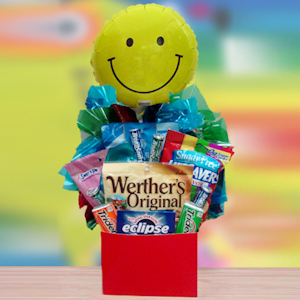 Any Occasion Sugar Free Candy Basket imagerjs