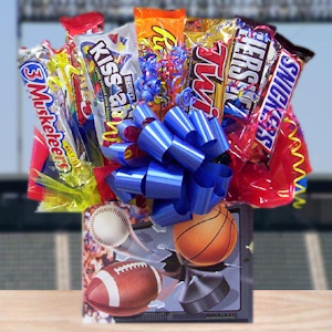 All Sport Candy Bar Bouquet imagerjs