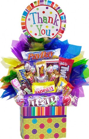 Thanks for All You Do Candy Box imagerjs